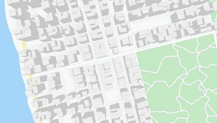 Generate modern cities