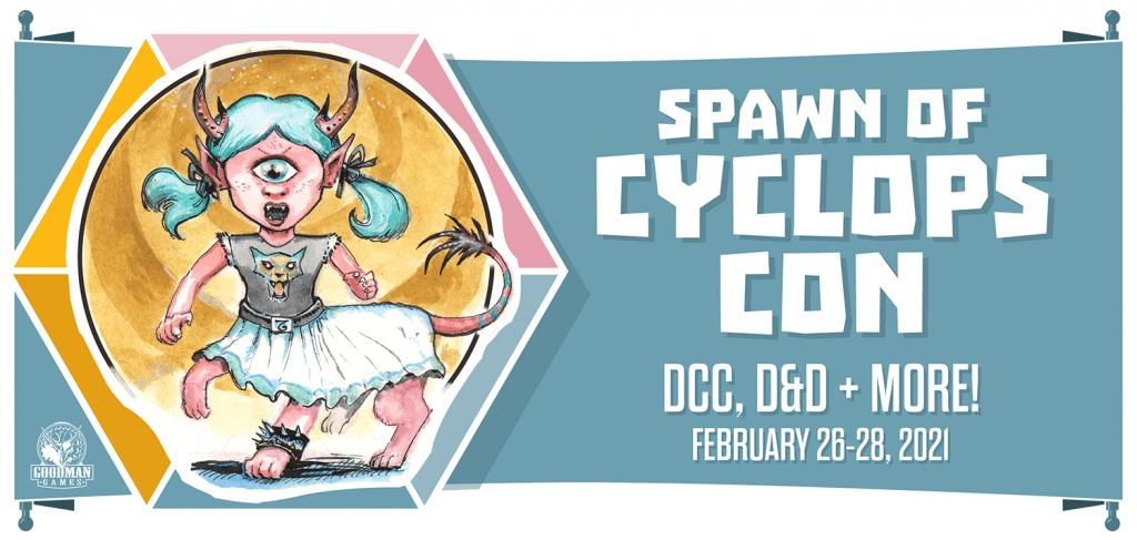 Spawn of Cyclops Con