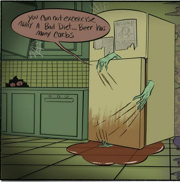 Hellhouse of Emotional Horror