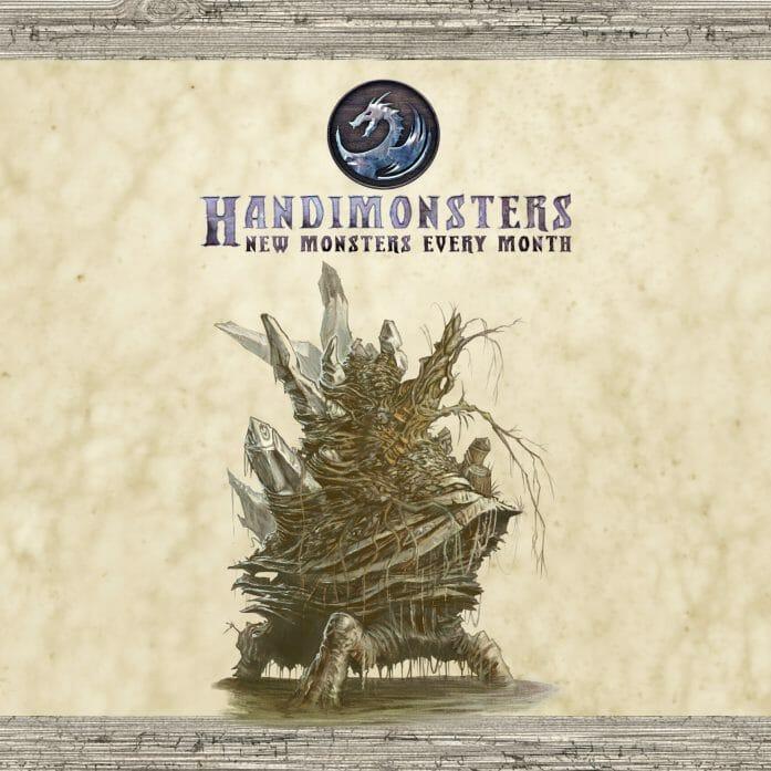 D&D 5e Handimonsters