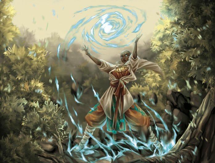Monk by YunaXD