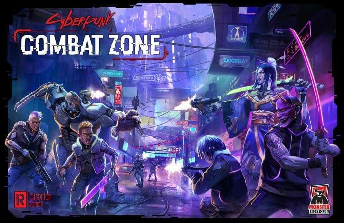 Cyberpunk Combat Zone
