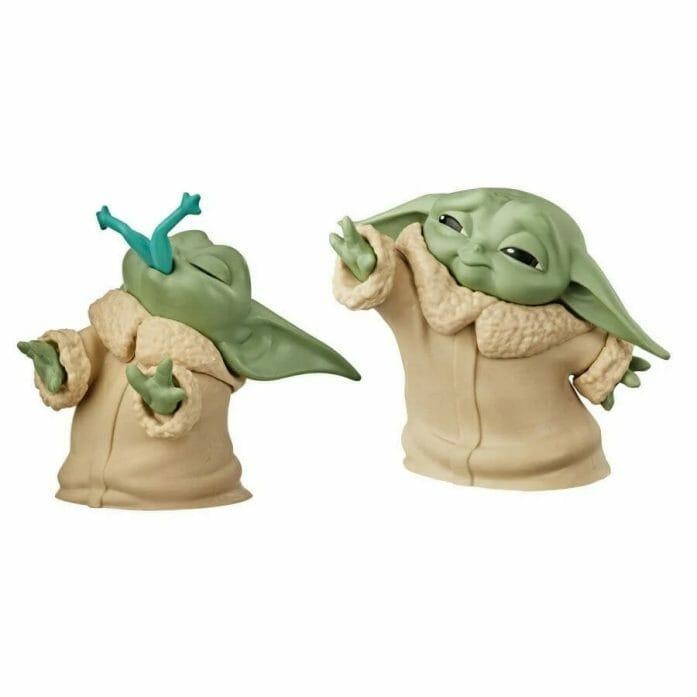 Baby Yoda models