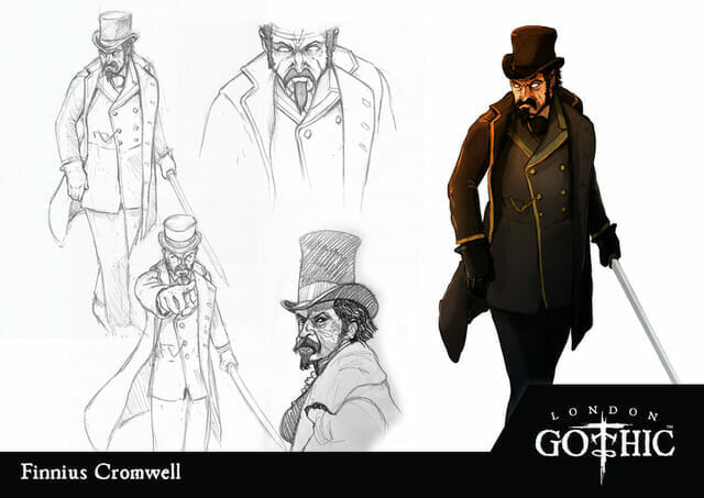 Finnius Cromwell