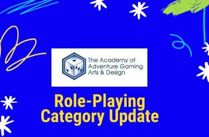 The Origins Award RPG category
