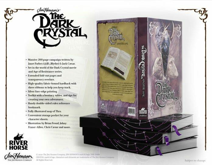 The Dark Crystal Adventure Game
