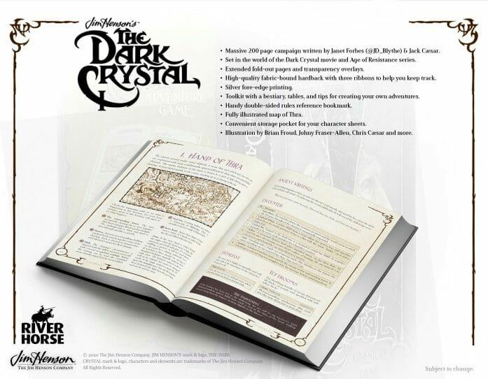 The Dark Crystal RPG