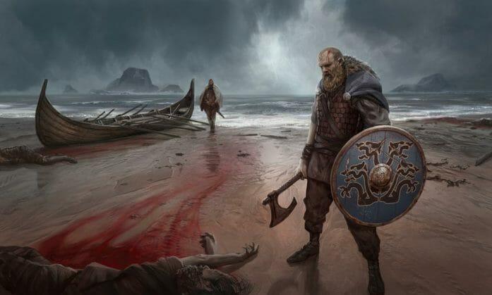 Viking Raiders by skunk257