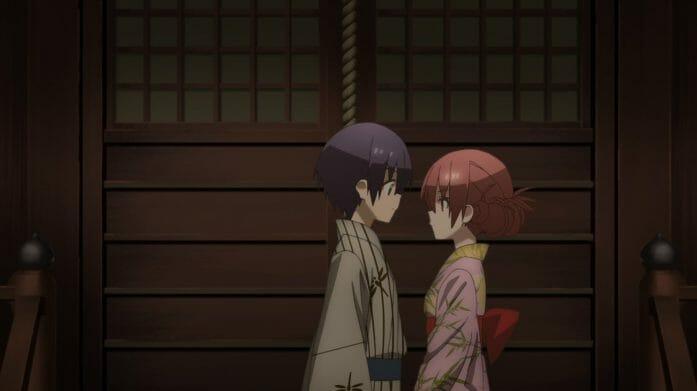 Best Couple goes to Nasa Yuzaki & Tsukasa Yuzak in Tonikawa: Over The Moon For You.