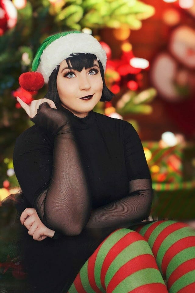 Christmas Mavis