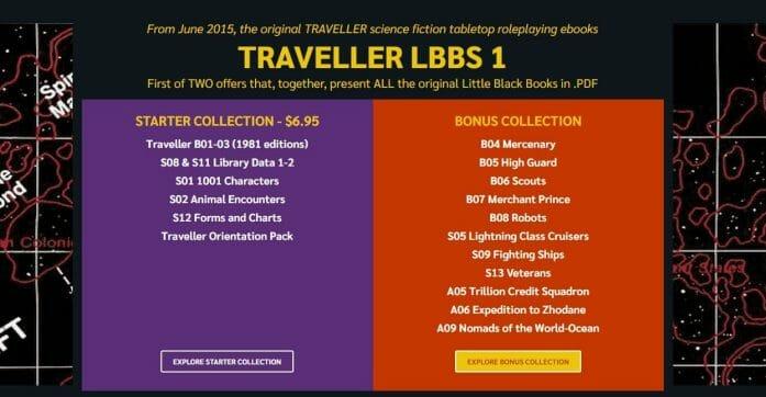 Traveller LBBS 1