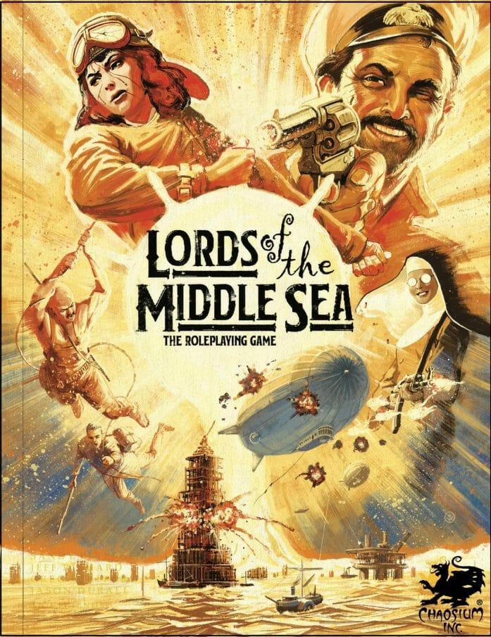 Lords of the Middle Sea