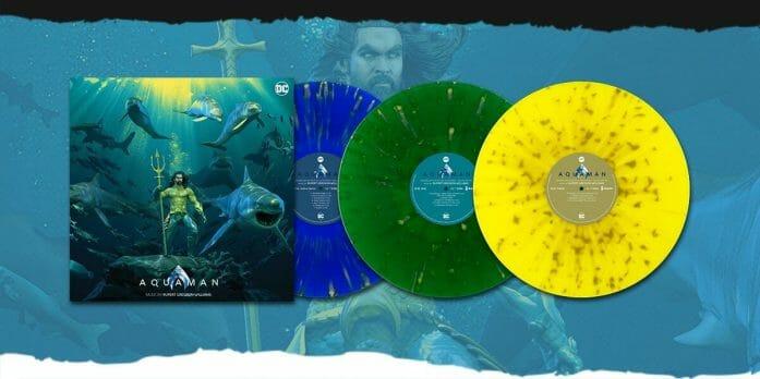 Aquaman vinyl