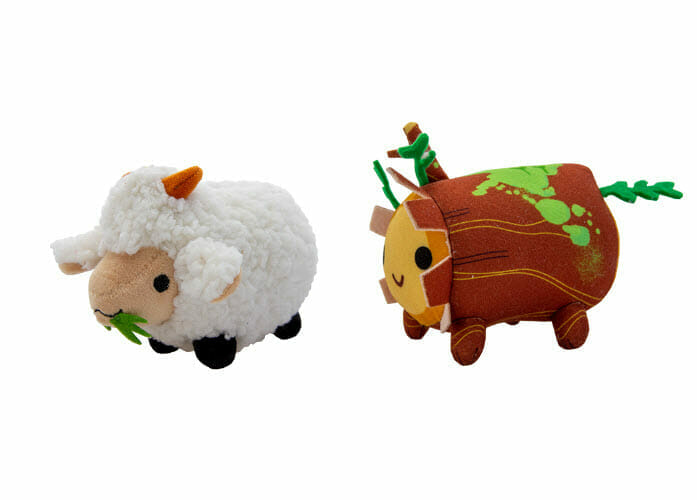 Details about  /CATANIMAL Plushies CATAN Wheat Sprite PREORDER