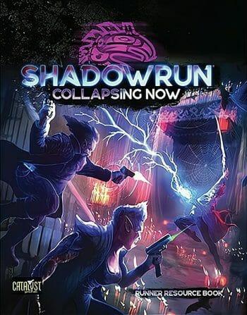 Shadowrun: Collapsing Now