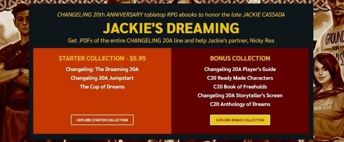 Jackie's Dreaming bundle