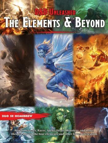 D&D Unleashed - The Elements & Beyond