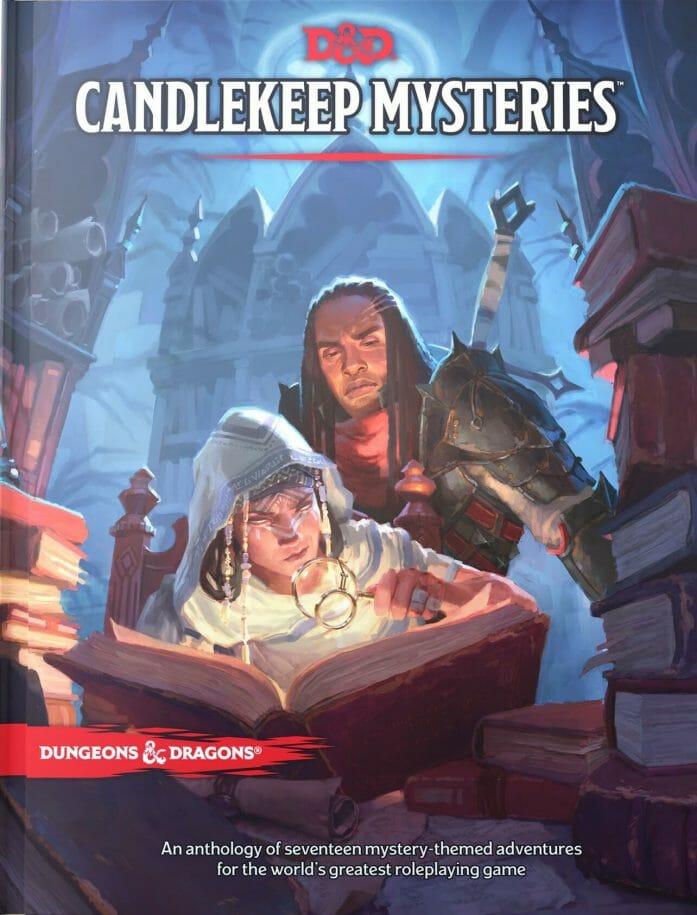 Candlekeep Mysteries