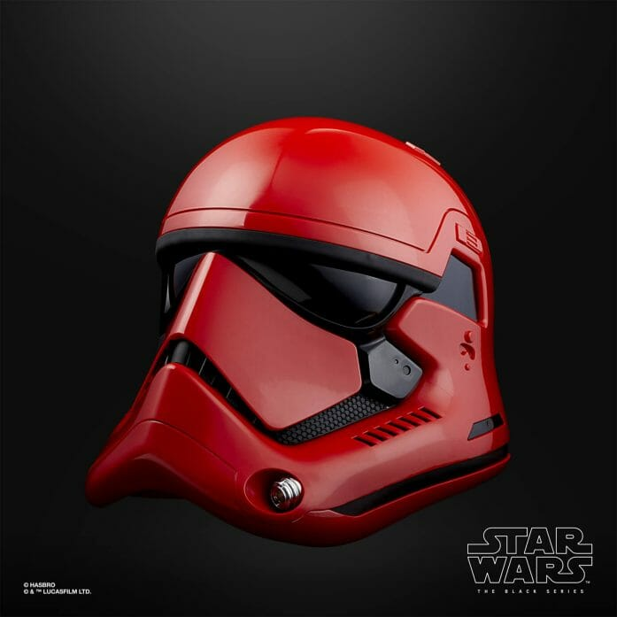 Black Series Galaxy's Edge Captain Cardinal Helmet