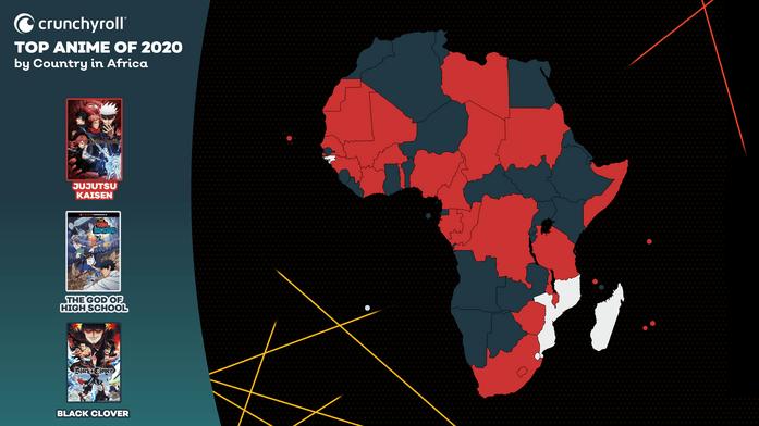 Crunchyroll Africa