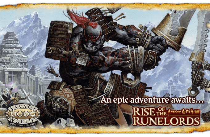 Rise of the Runelords