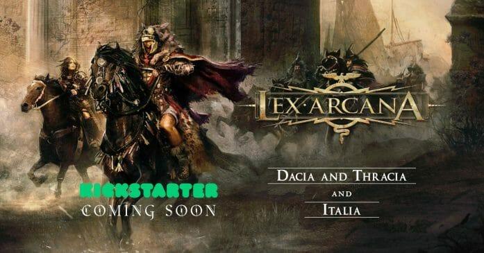 Dacia and Thracia