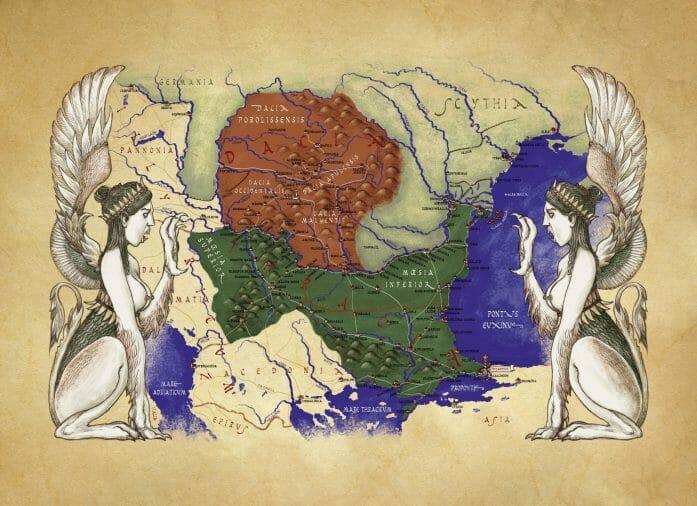 Lex Arcana map
