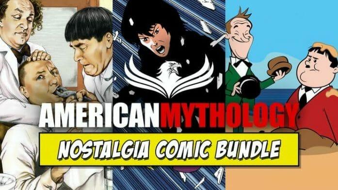 American Mythology Nostalgia Comic Bundle