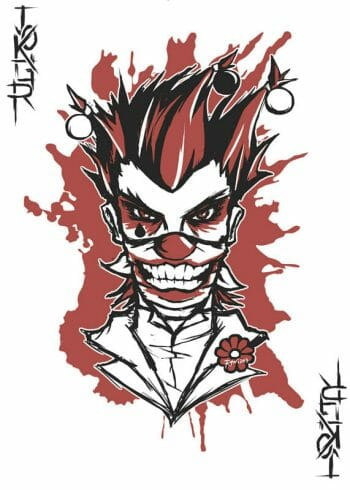 The Joker Card by rHui-009