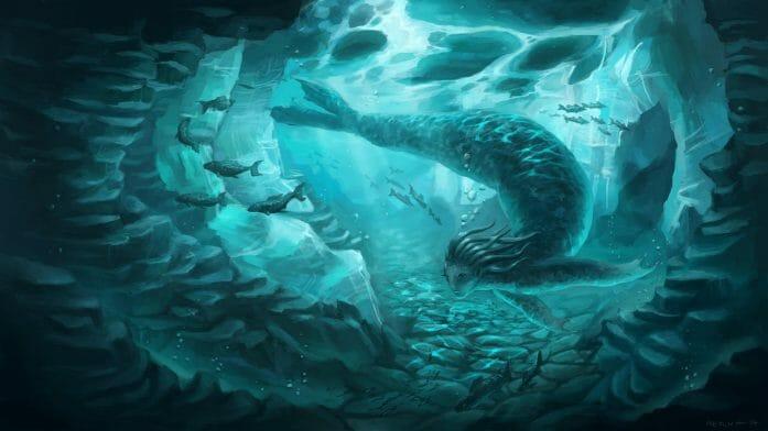 Arctic mermaid</a> by neylica