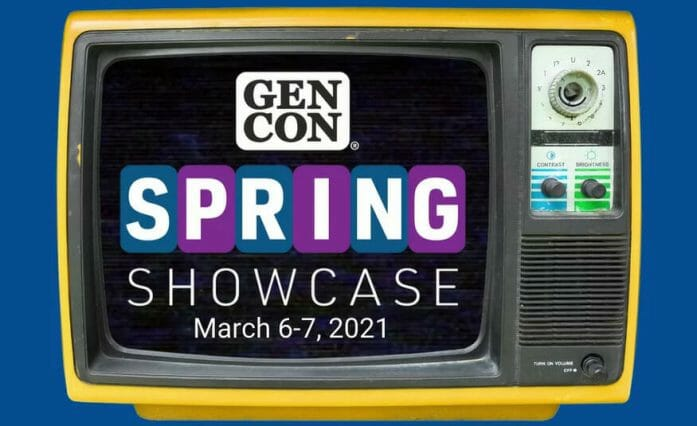 Gen Con Spring Showcase