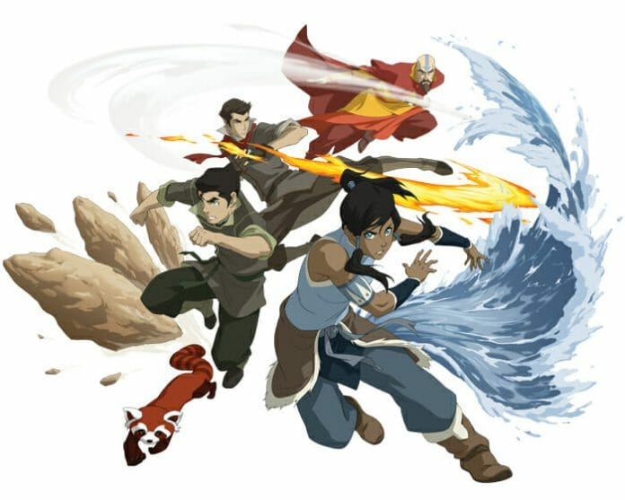 Avatar: The Last Airbender and The Legend of Korra RPG