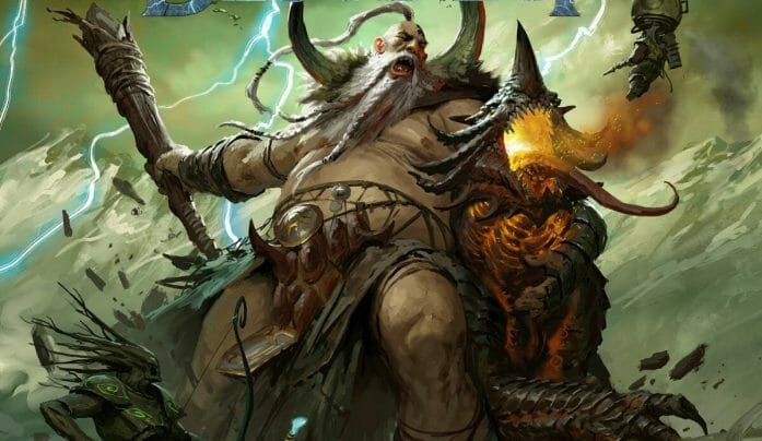 Age of Sigmar: Bestiary