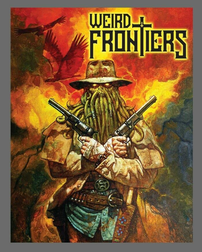 Weird Frontiers