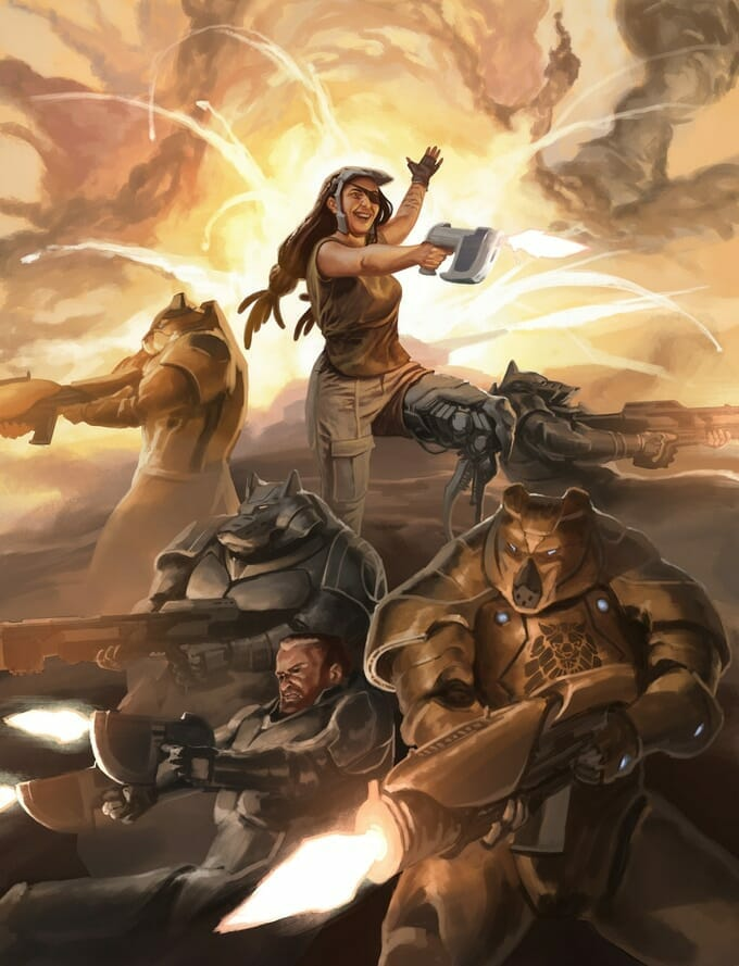 Traveller: Mercenary Campaigns