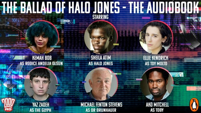 The Ballard of Halo Jones