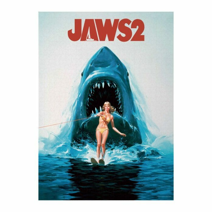 Jaws 2 1,000pc jigsaw