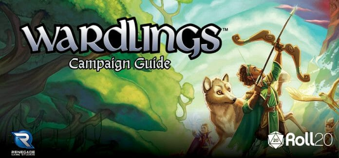 Wardlings campaign guide on Roll20