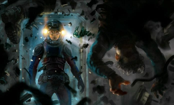 The Expanse RPG powered by AGE