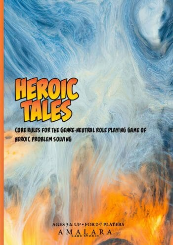 Heroic Tales core rules