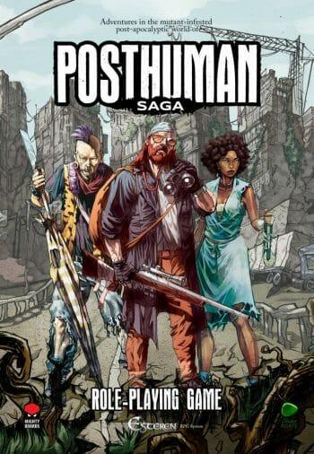 Posthuman Saga RPG