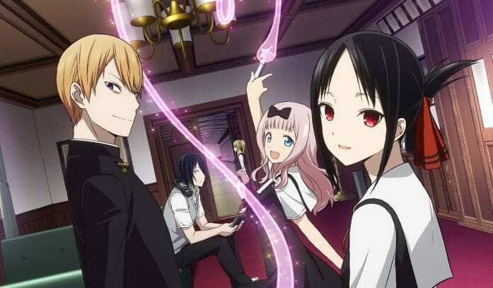 Best Comedy is Kaguya-sama: Love Is War?