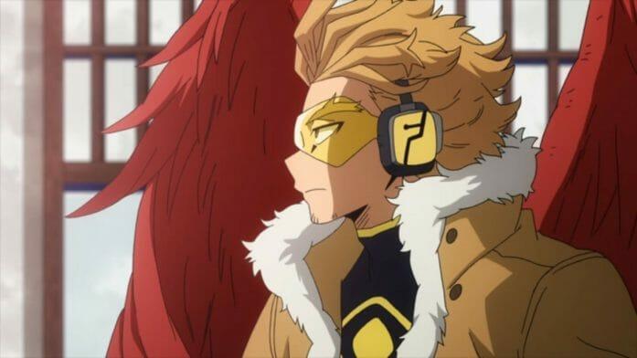 Best VA Performance (EN) goes to Zeno Robinson As Hawks in My Hero Academia Season 4.