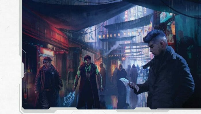 Altered Carbon Bay City
