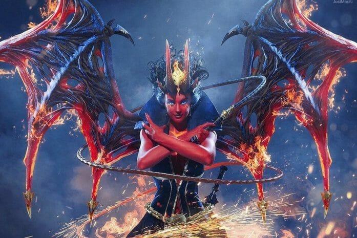 Arcana Queen of Pain