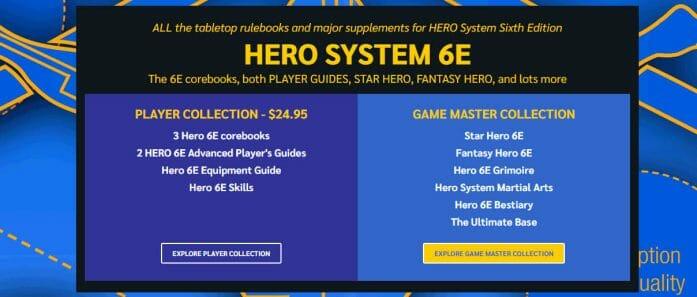 Hero System 6e