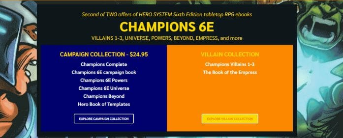 Champions 6e