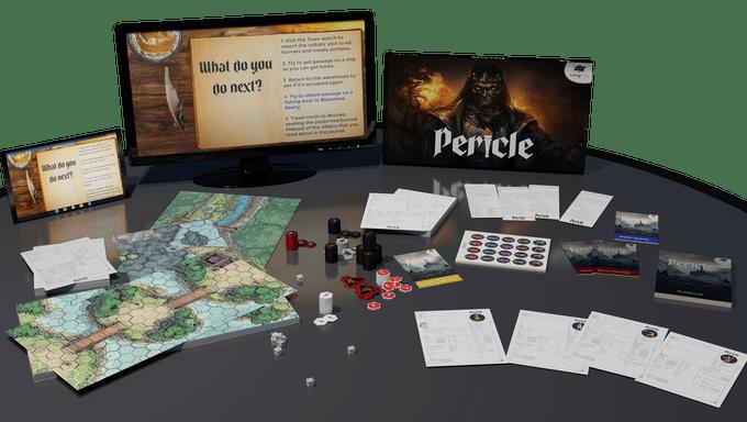 Pericle box set