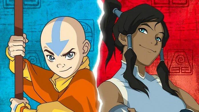 Avatar and Korra RPG