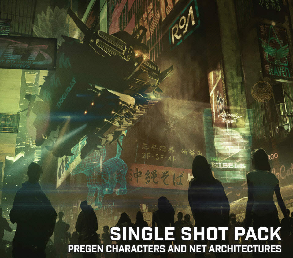 Cyberpunk RED: Single Shot Pack
